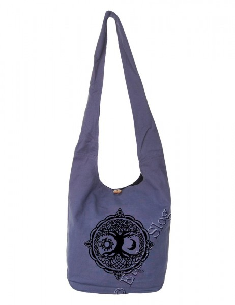 BAG SHOULDER BAG - COTTON PLAIN BS-NE06-11 - Oriente Import S.r.l.