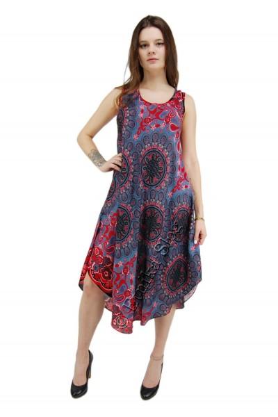 VISCOSE SUMMER DRESSES AB-BCV15CC - Oriente Import S.r.l.