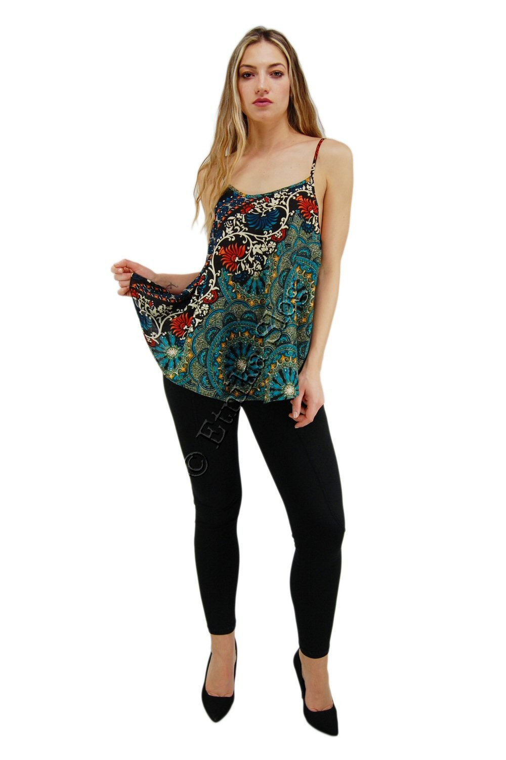 JERSEY TANK TOP AND T-SHIRTS AB-BCT07CB - Oriente Import S.r.l.