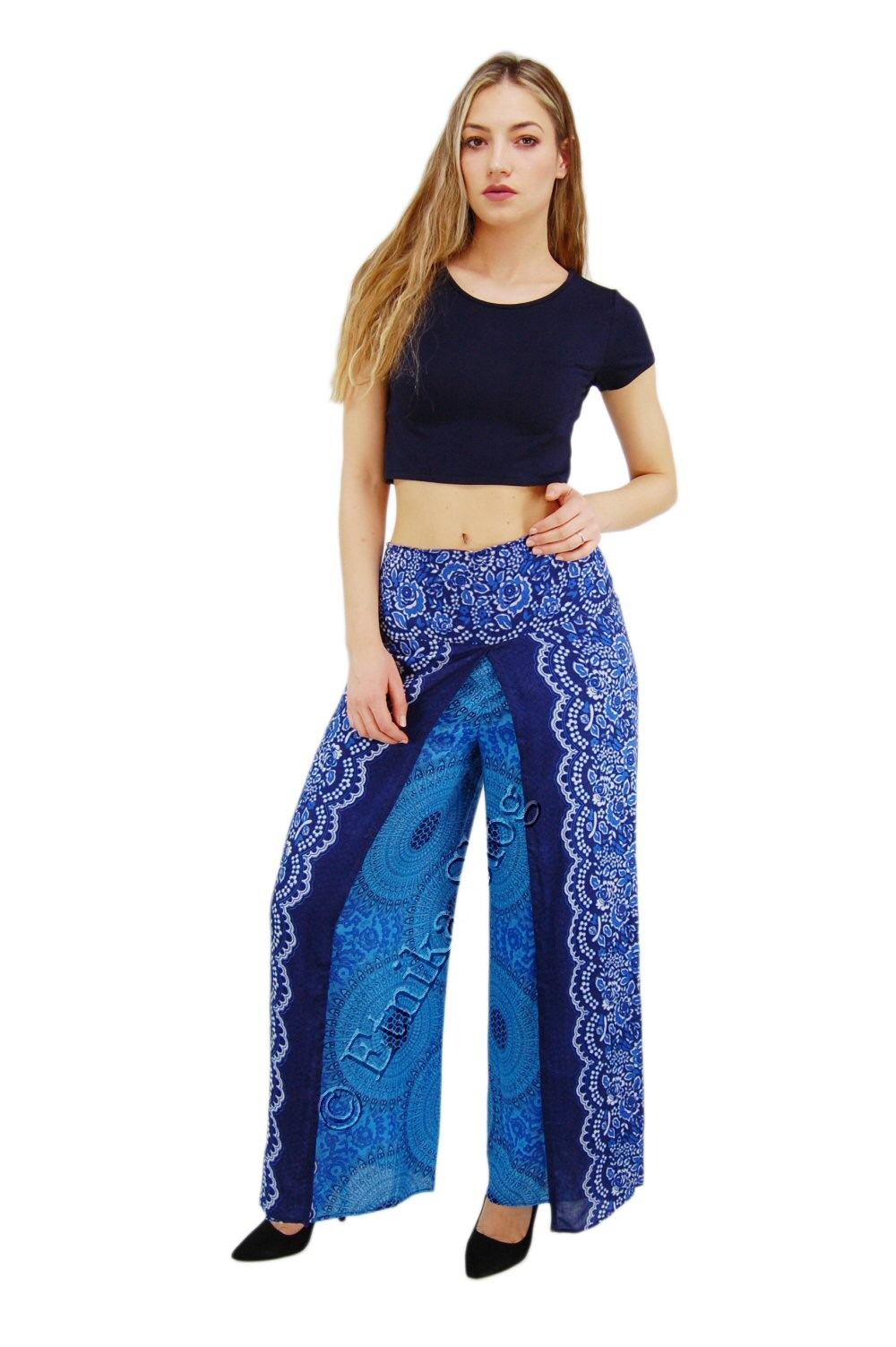 VISCOSE TROUSERS AND SHORTS AB-BCP09CD - Oriente Import S.r.l.