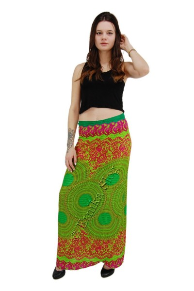 LONG SUMMER SKIRTS AB-BCK06CE - Oriente Import S.r.l.
