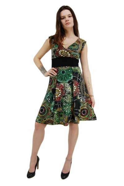SUMMER SLEEVELESS JERSEY DRESSES AB-MRS360-A - Oriente Import S.r.l.