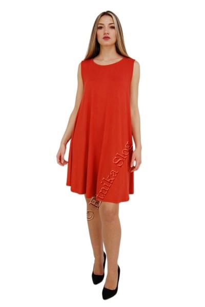 UNICOLOR JERSEY SUMMER DRESSES AB-MRT309TU - Oriente Import S.r.l.