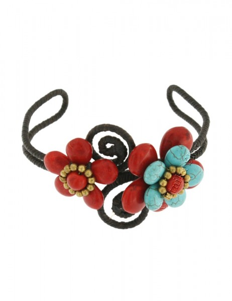 BRACCIALETTI IN MATERIALI MISTI TH-BGBR12 - Oriente Import S.r.l.