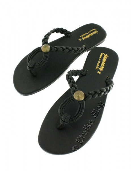 SANDALS AND MULES SN-AP10-NE1 - Oriente Import S.r.l.
