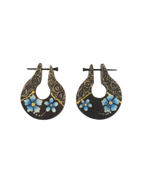 INDONESIAN EARRINGS BG-IDOR02 - Oriente Import S.r.l.