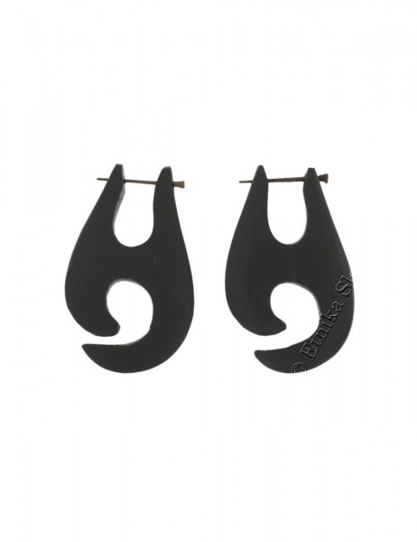 INDONESIAN EARRINGS BG-IDOR06-03 - Oriente Import S.r.l.