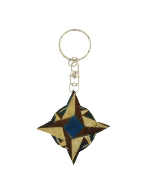 INDONESIAN KEY RING BG-IDPC002-07 - Oriente Import S.r.l.