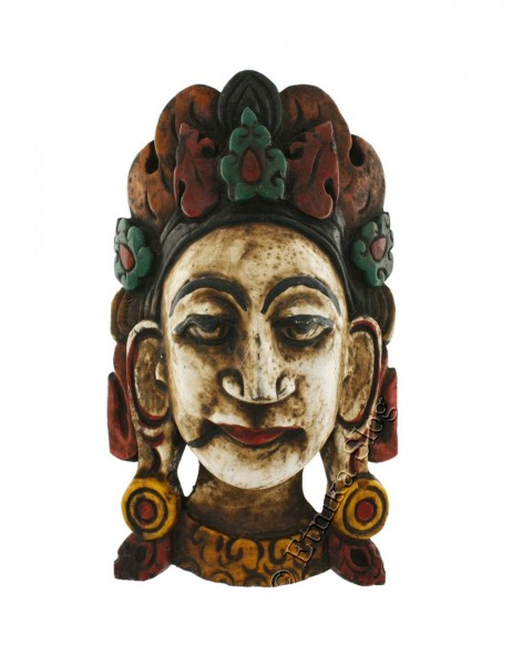 DECORATIVE MASKS MAS-LE01-01 - Oriente Import S.r.l.