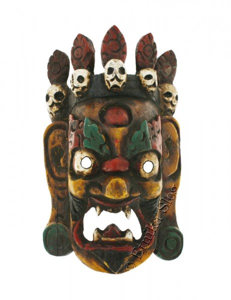 DECORATIVE MASKS MAS-LE01-02 - Oriente Import S.r.l.