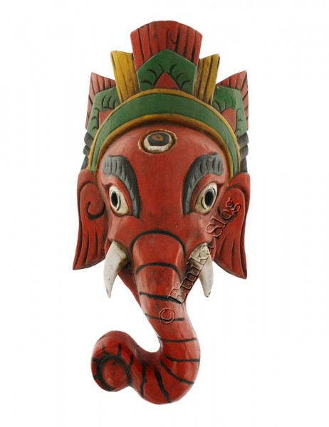 DECORATIVE MASKS MAS-LE02-01 - Oriente Import S.r.l.