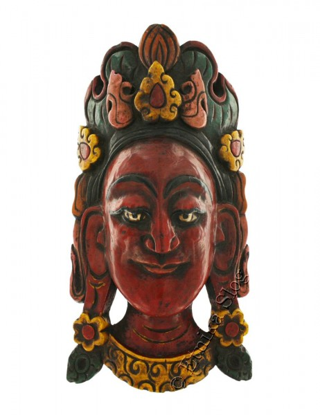 DECORATIVE MASKS MAS-LE02-05A - Oriente Import S.r.l.