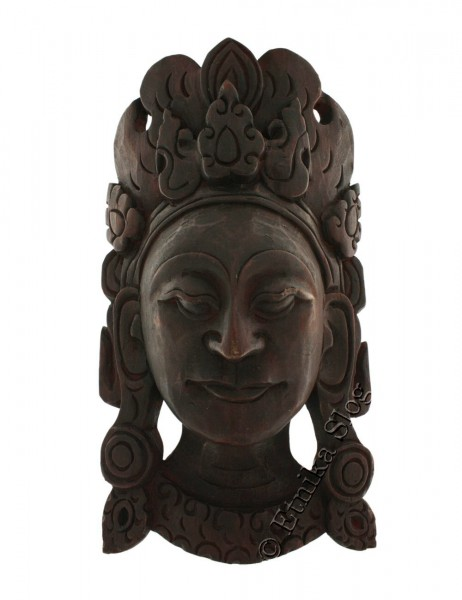 DECORATIVE MASKS MAS-LE02-07 - Oriente Import S.r.l.