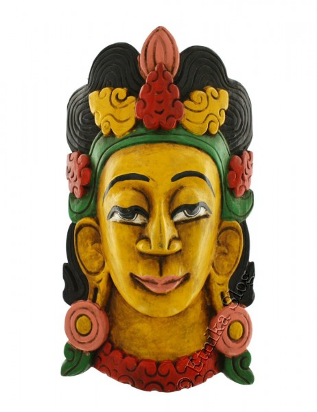 DECORATIVE MASKS MAS-LE02-04 - Oriente Import S.r.l.