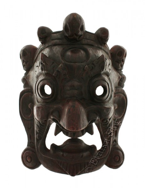 DECORATIVE MASKS MAS-LE02-11 - Oriente Import S.r.l.