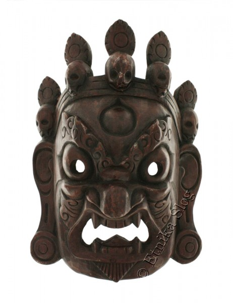 DECORATIVE MASKS MAS-LE02-10 - Oriente Import S.r.l.