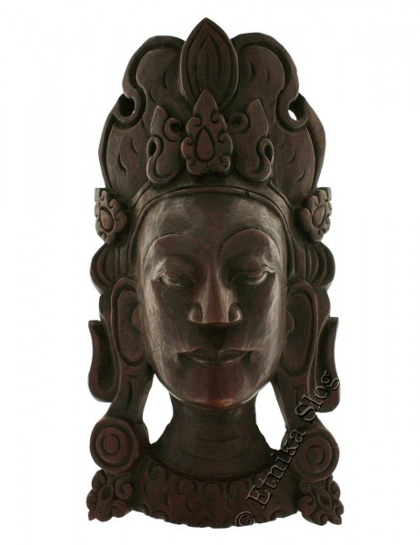 DECORATIVE MASKS MAS-LE03-10 - Oriente Import S.r.l.