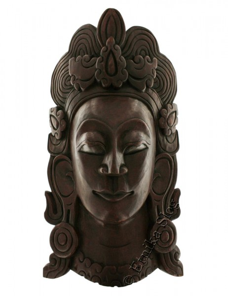 DECORATIVE MASKS MAS-LE03-09 - Oriente Import S.r.l.