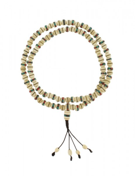 TIBETAN MALA NECKLACES CL-MA96-01 - Oriente Import S.r.l.