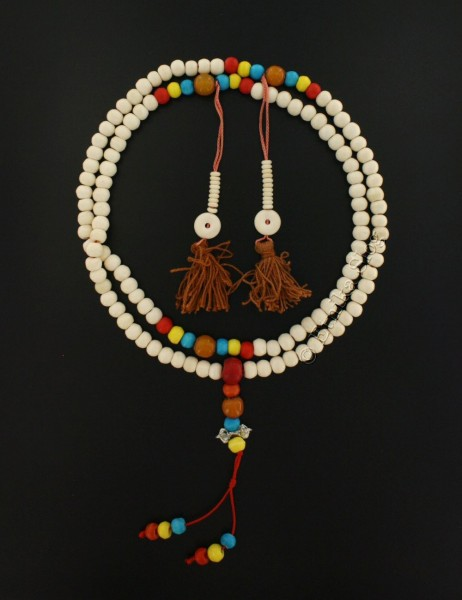 TIBETAN MALA NECKLACES CL-MA67 - Oriente Import S.r.l.
