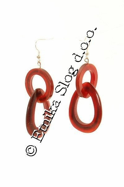 HORN EARRINGS CO-OR06-01 - Oriente Import S.r.l.