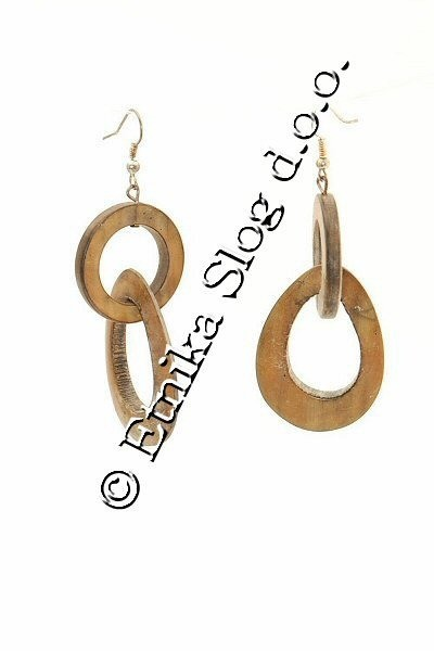 HORN EARRINGS CO-OR06-02 - Oriente Import S.r.l.