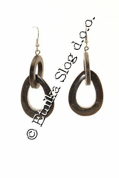 HORN EARRINGS CO-OR06-03 - Oriente Import S.r.l.