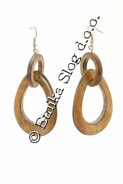 HORN EARRINGS CO-OR09-02 - Oriente Import S.r.l.