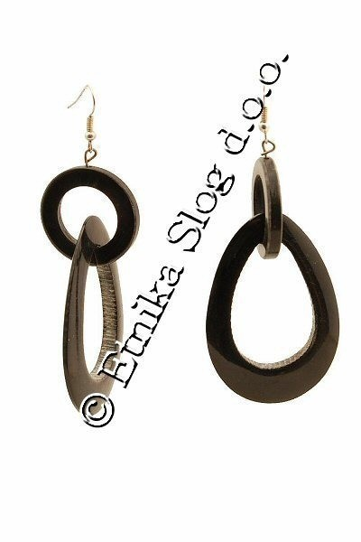 HORN EARRINGS CO-OR09-03 - Oriente Import S.r.l.