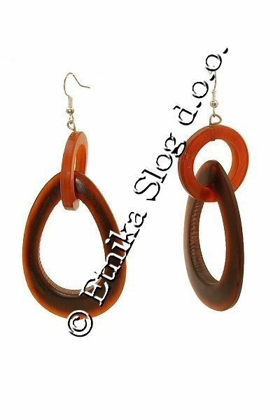 HORN EARRINGS CO-OR09-04 - Oriente Import S.r.l.