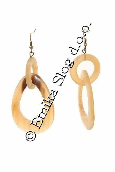 HORN EARRINGS CO-OR09-05 - Oriente Import S.r.l.