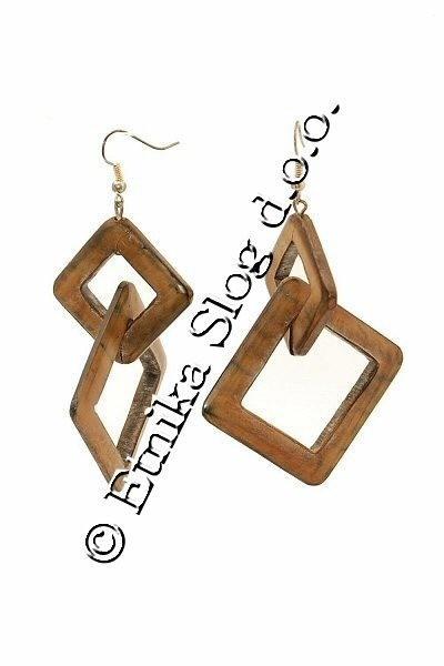 HORN EARRINGS CO-OR10-02 - Oriente Import S.r.l.