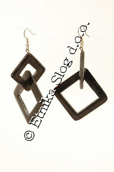 HORN EARRINGS CO-OR10-03 - Oriente Import S.r.l.