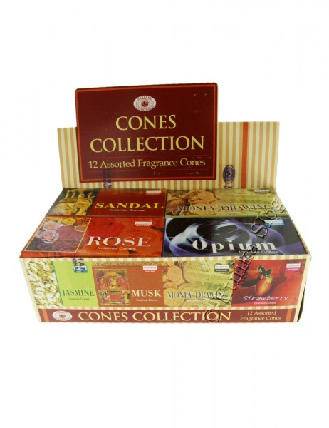 CONES AND OTHER INCENSES INC-C08 - Oriente Import S.r.l.