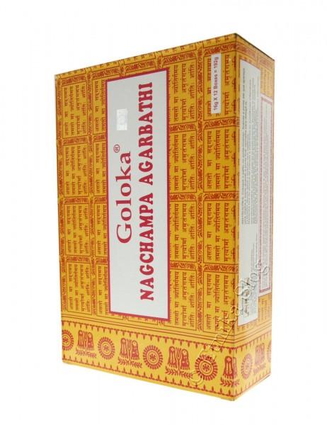 INCENSI BASTONCINO INDIANI NATURALI INC-NC04 - Oriente Import S.r.l.