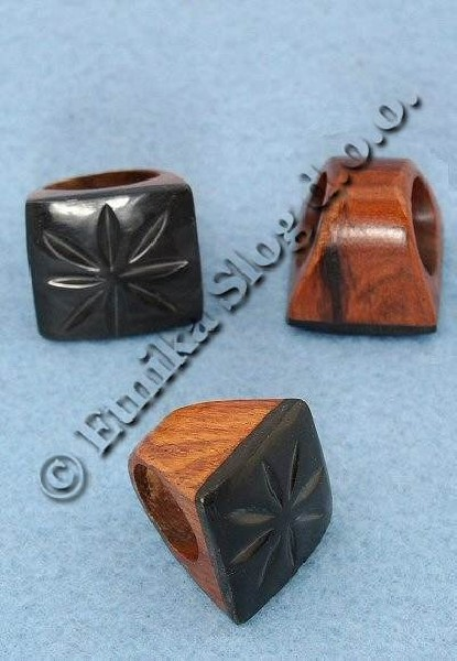 WOOD RINGS LE-ANI01-01 - Oriente Import S.r.l.
