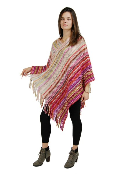 CAPES AND PONCHO AB-PON07-01 - Oriente Import S.r.l.