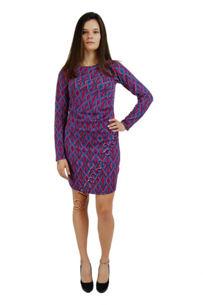 -20% DRESSES - LONG SLEEVES - AUTUMN/WINTER AB-BNV44-01 - Oriente Import S.r.l.