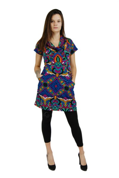 -20% DRESSES - SHORT SLEEVES - SLEEVELESS - AUTUMN/WINTER AB-MIWV06-01 - Oriente Import S.r.l.