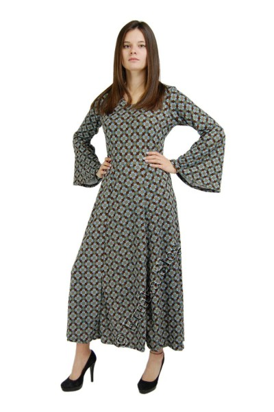 -20% DRESSES - LONG SLEEVES - AUTUMN/WINTER AB-MIWV10-02 - Oriente Import S.r.l.