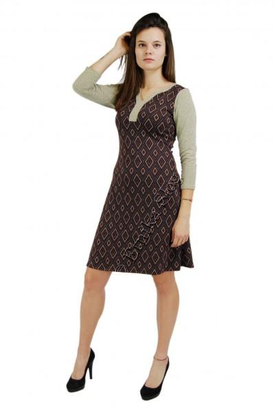 -20% DRESSES - LONG SLEEVES - AUTUMN/WINTER AB-CWV18222 - Oriente Import S.r.l.