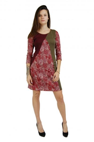 -20% DRESSES - LONG SLEEVES - AUTUMN/WINTER AB-CWV18225 - Oriente Import S.r.l.