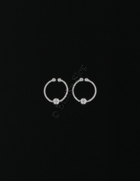 MINI EARRINGS AND NOSE RINGS - SEPTUM ARG-1OR160-10 - Oriente Import S.r.l.