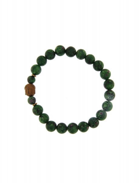 BUDDHA STONE BRACELET OF 8 mm PD-BR10-08 - Oriente Import S.r.l.