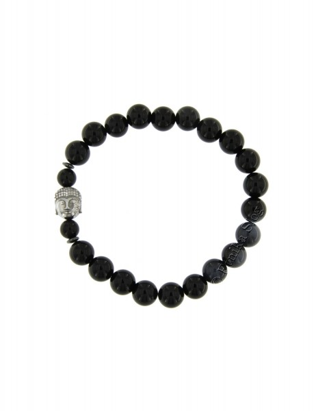 BUDDHA STONE BRACELET OF 8 mm PD-BR10-11 - Oriente Import S.r.l.