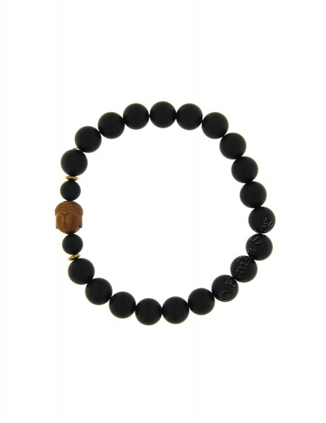 BUDDHA STONE BRACELET OF 8 mm PD-BR10-12 - Oriente Import S.r.l.