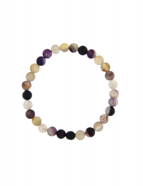STONE BRACELET OF 6 mm PD-BR25-09 - Oriente Import S.r.l.