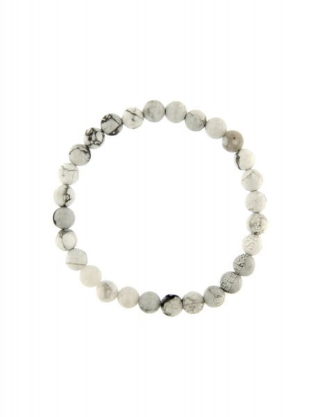 STONE BRACELET OF 6 mm PD-BR25-07 - Oriente Import S.r.l.