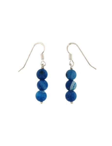 HARD STONE EARRINGS PD-OR600-03 - Oriente Import S.r.l.