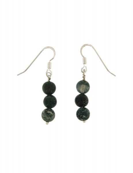 HARD STONE EARRINGS PD-OR600-04 - Oriente Import S.r.l.